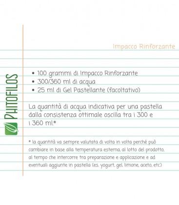 Ricetta Miscela Impacco Rinforzante - Phitofilos