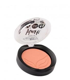 Blush N. 2 - Rosa Corallo Matte - PuroBio Cosmetics