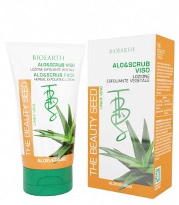 Alo&scrub Viso - The Beauty Seed - Bioearth
