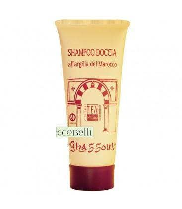 Shampoo Doccia al Ghassoul Tea Natura