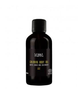 Calming Body Oil - Dabba