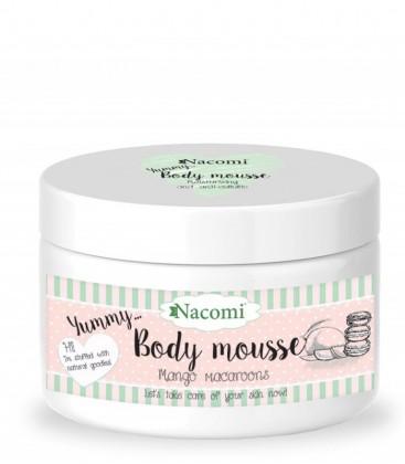 Mousse Corpo Mango Macaroons - Nacomi