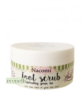 Scrub Piedi - Refreshing Green Tea - Nacomi