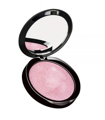 Highlighter Resplendent - 02 Rosa - PuroBio Cosmetics