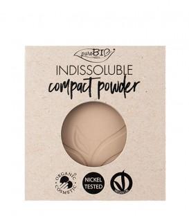Cipria Indissoluble Bio Refill - 01 - PuroBio Cosmetics