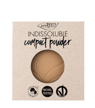 Cipria Indissoluble Bio Refill - 03 - PuroBio Cosmetics