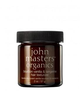 Cera Strutturante alla Vaniglia Bourbon e Mandarino - John Masters Organics