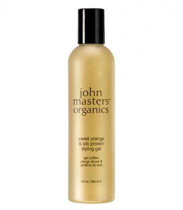 Gel Styling Arancia Dolce e Proteine della Seta - John Masters Organics