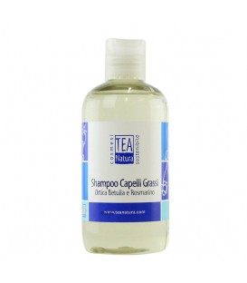 Shampoo Ortica Betulla e Rosmarino