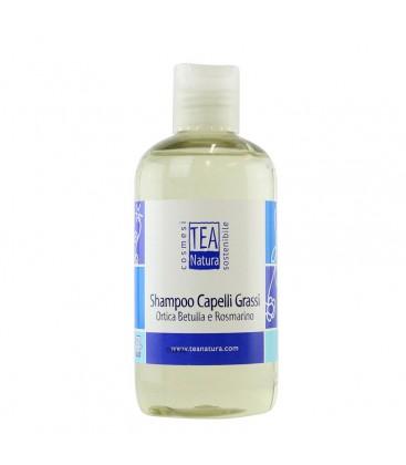 Shampoo Ortica Betulla e Rosmarino Tea Natura