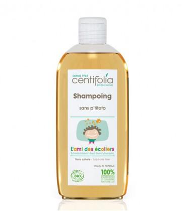 Shampoo Antipediculosi Sans P'Titoto - Centifolia