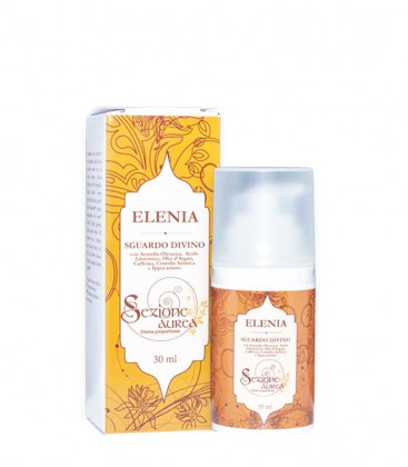 Elenia - Sguardo Divino - Sezione Aurea