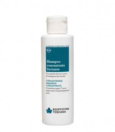 Shampoo Concentrato Lisciante - Biofficina Toscana