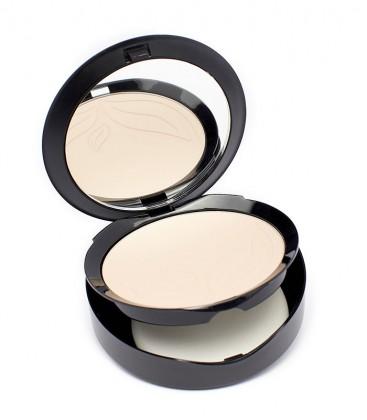 Fondotinta Compatto 01 PuroBio Cosmetics