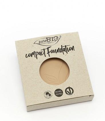 Fondotinta Compatto Refill 01 Purobio Cosmetics