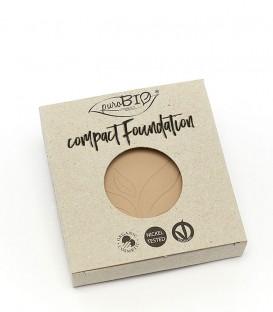Fondotinta Compatto Refill 02 Purobio Cosmetics