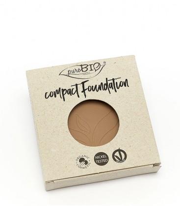 Fondotinta Compatto Refill 04 Purobio Cosmetics