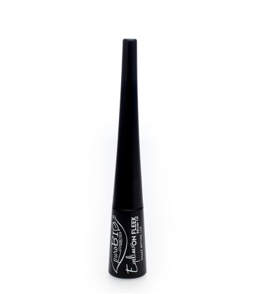 Eyeliner On Fleek Brush Tip PuroBio Cosmetics