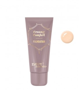 Fondotinta Creamy Comfort Light Neutral - Neve Cosmetics