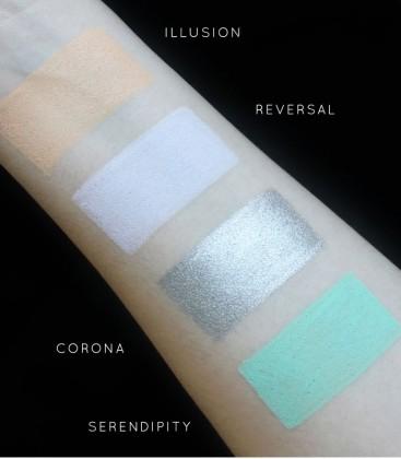 Pastello Occhi Corona/Silver - Neve Cosmetics