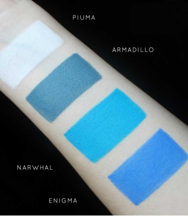 Pastello Occhi Piuma/White - Neve Cosmetics