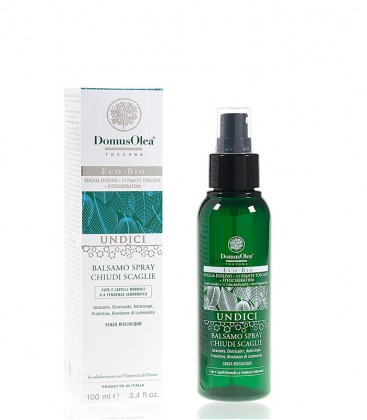 Balsamo Spray Chiudi Scaglie - Linea Undici - Domus Olea Toscana