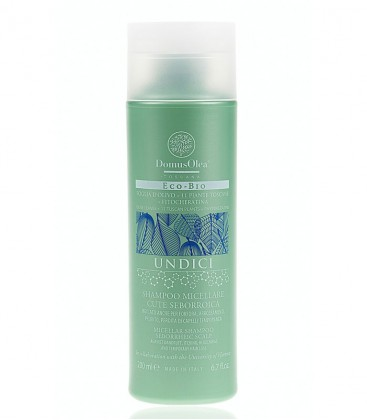 Shampoo Micellare Cute Seborroica - Linea Undici - Domus Olea Toscana