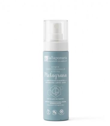 Acqua Attiva Antiossidante Melagrana - Linea Costutizionale - La saponaria