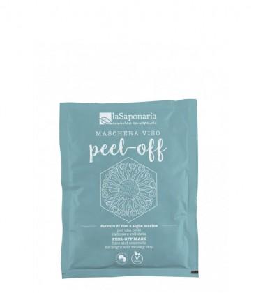 Maschera Viso Peel-Off - Linea Costituzionale - La saponaria