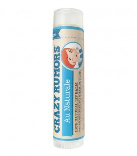 Au Naturale Lip Balm - Crazy Rumors