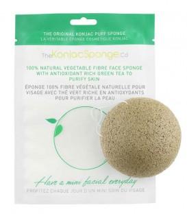 Konjac Sponge con Tè Verde