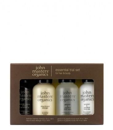 Essential Trial Set  John Masters Organics