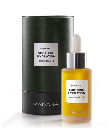 Olio Viso Superseed Soothing Hydration - Madara Cosmetics