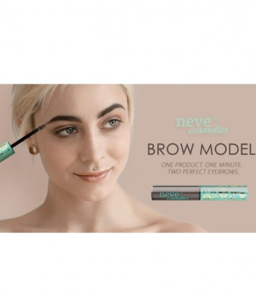 Brow Model Lisboa Ebony - Neve Cosmetics