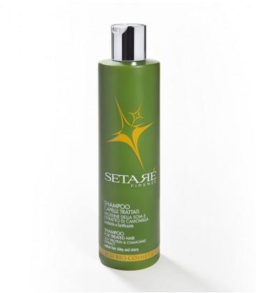 Shampoo Capelli Trattati - Setaré