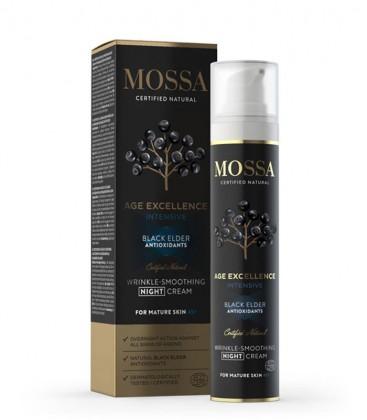 Crema Notte Intensiva Levigante - Mossa Cosmetics