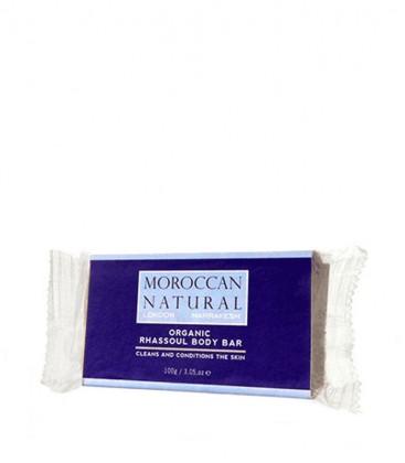Sapone Purificante Argilla Rhassoul - Moroccan Natural