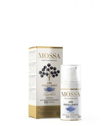 Crema Contorno Occhi Rassodante - Mossa Cosmetics