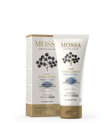 Maschera Peeling - Mossa Cosmetics