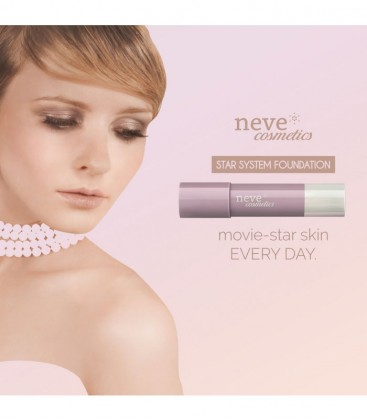 Fondotinta Star System Light Rose - Neve Cosmetics