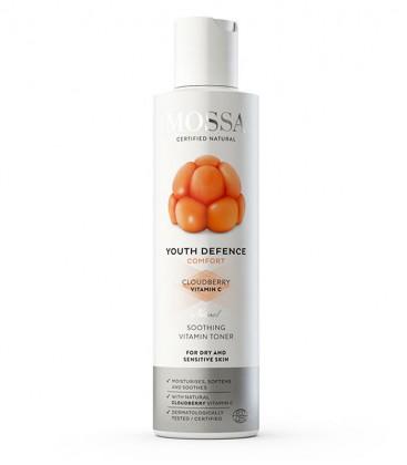 Tonico Vitaminico Lenitivo - Mossa Cosmetics
