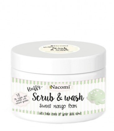 Scrub and Wash Mango - Nacomi