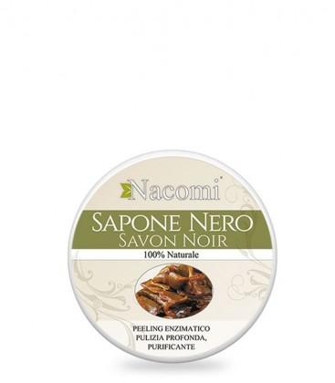 Sapone Nero 200 ml - Nacomi
