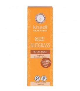 Shampoo al Nutgrass - Khadi