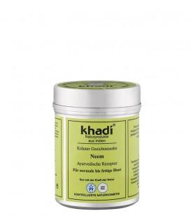 Maschera Ayurvedica al Neem - Khadi