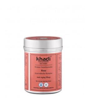 Maschera Ayurvedica alla Rosa - Khadi