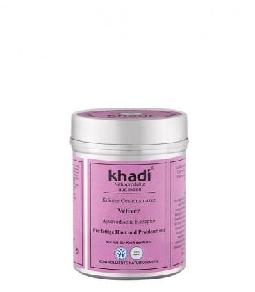 Maschera Ayurvedica al Vetiver - Khadi