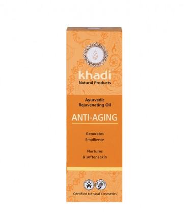 Olio Anti-aging alle Erbe - Khadi
