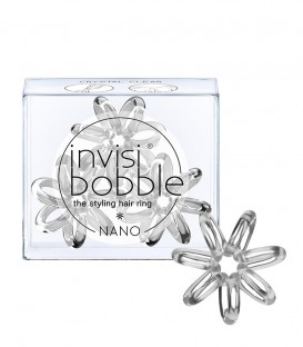 Nano Crystal Clear - Invisibobble