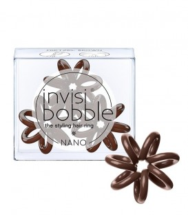 Nano Pretzel Brown - Invisibobble